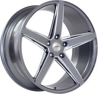 Force - Gloss Gun Metal - 19 x 8.5, 20 x 9