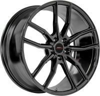 Hostile - Gloss Black - 20 x 8.5, 20 x 9